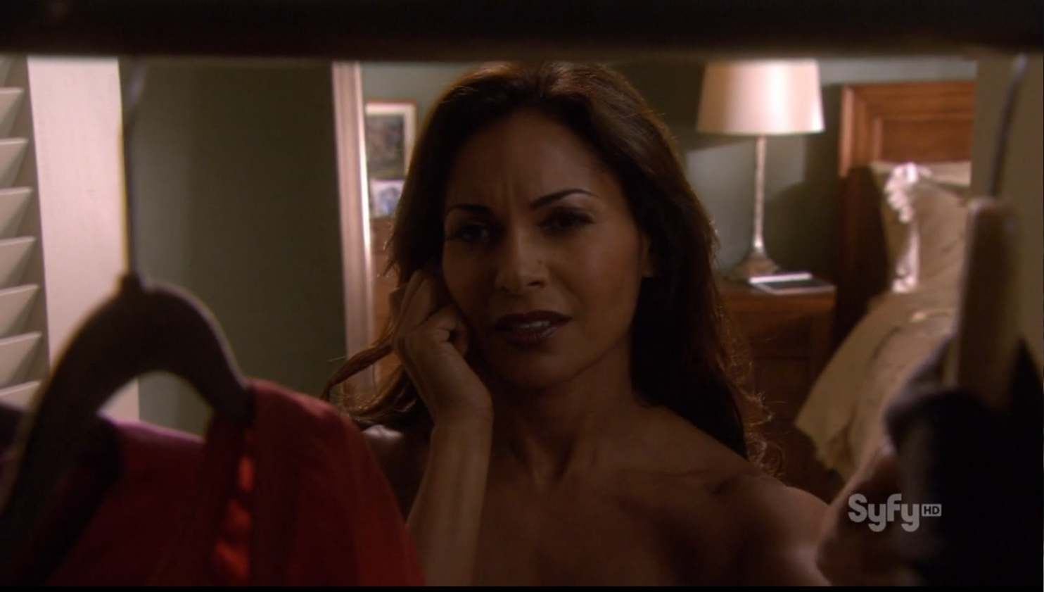 Allison Blake - Salli Richardson nude