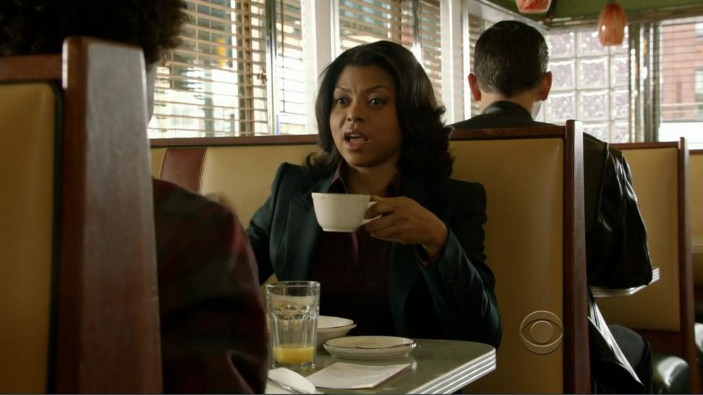 Detective Carter - Taraji P. Henson