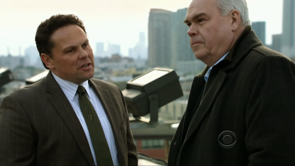 Detective Fusco - Kevin Chapman