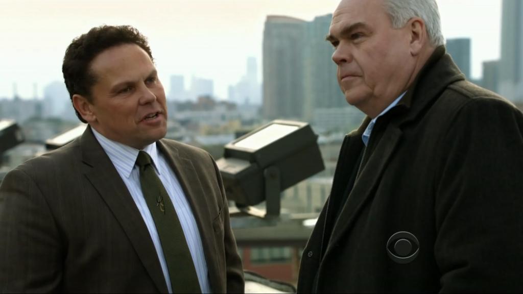 Detective Fusco - Kevin Chapman