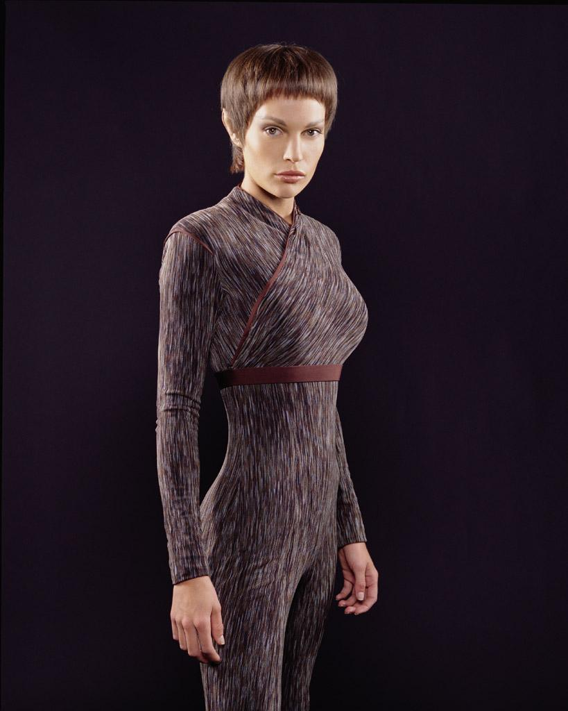 Jolene Blalock - Commander T'Pol - Enterprise