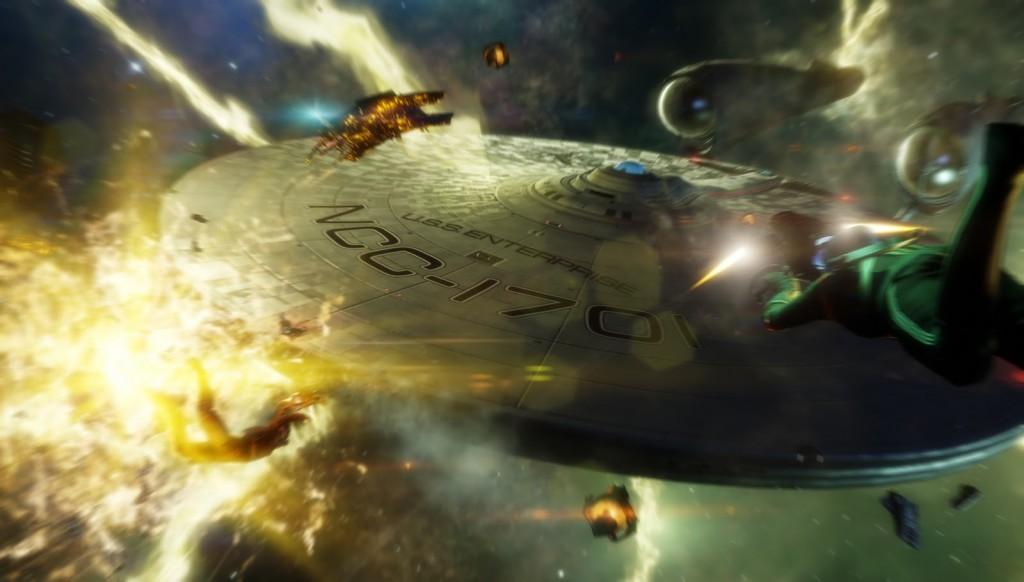 Star Trek game 2012 Digital Extremes