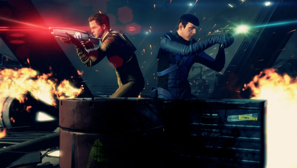Star Trek game 2012 Digital Extremes