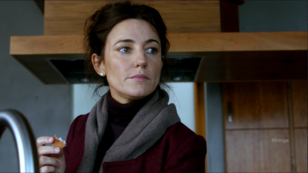 Back to where you've never been - Elizabth Bishop (Orla Brady)