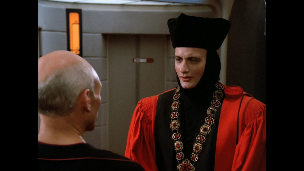 Encounter at Farpoint - Blu-ray - Q