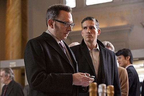 Person of Interest Root Cause Finch and Reese