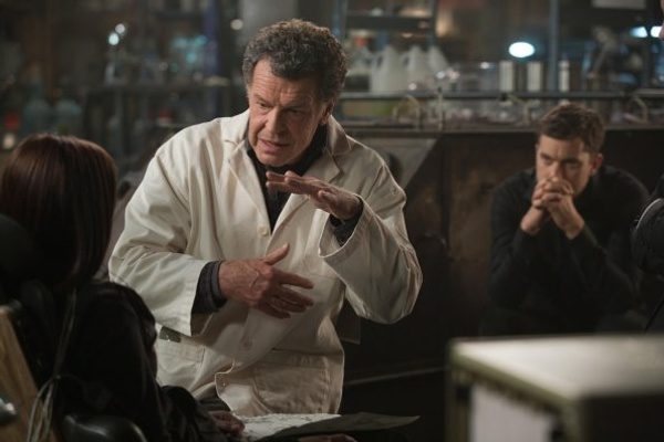 Fringe Forced Perspective (Peter and Walter Bishop)