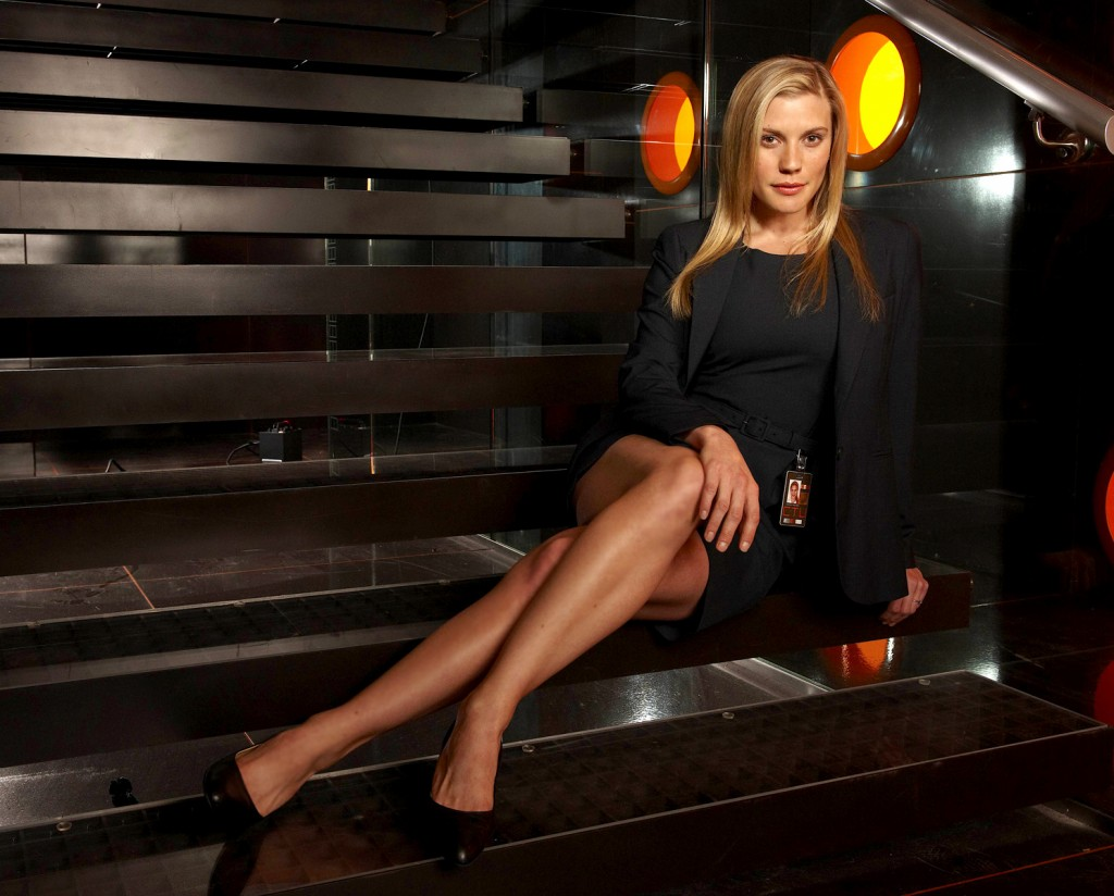 Katee Sackhoff as Dana Walsh on 24