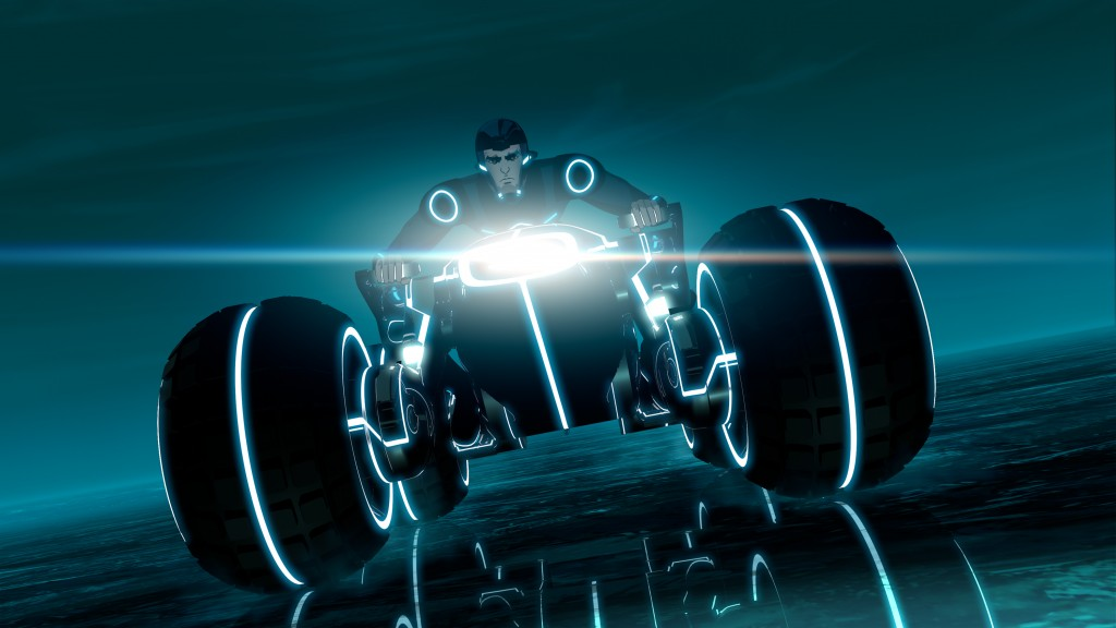 Tron Uprising - Beck (Elijah Wood)