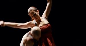Ballet Scene The Adjustment Bureau