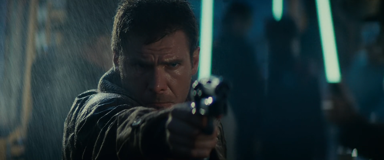 Blade Runner - Harrison Ford as Deckard