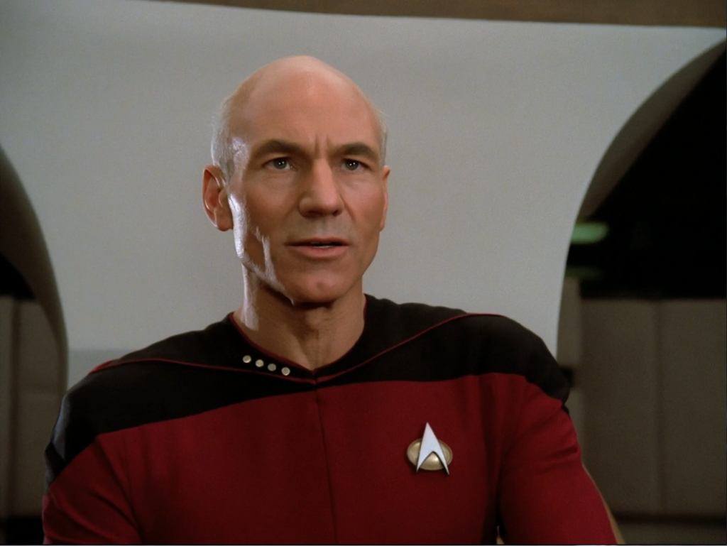 Jean Luc Picard