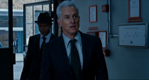 John Slattery in The Adjustment Bureau