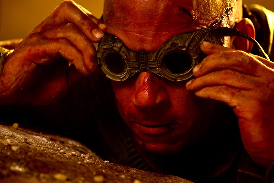 Vin Diesel Riddick 3
