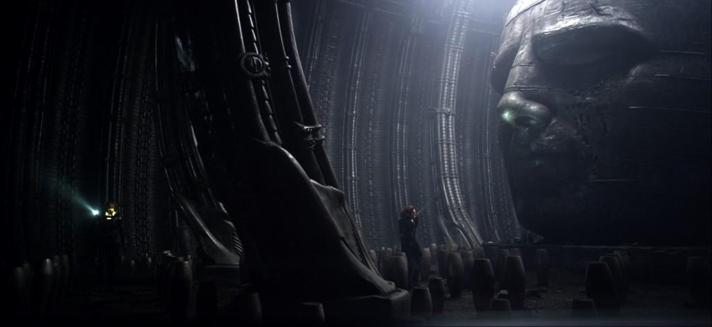 Prometheus - Ridley Scott - Noomi Rapace