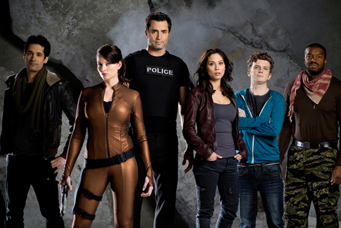 Continuum TV-series