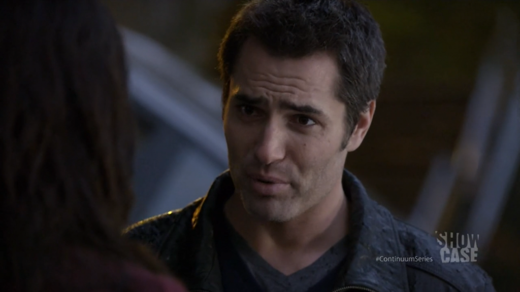 Continuum - Victor Webster as Carlos Fonnegra