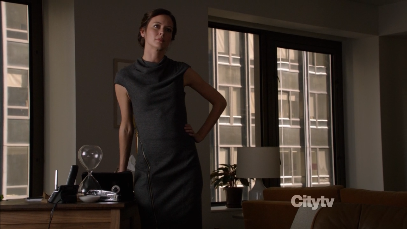 Person of Interest - Amy Acker as Root sci-series 2013 
