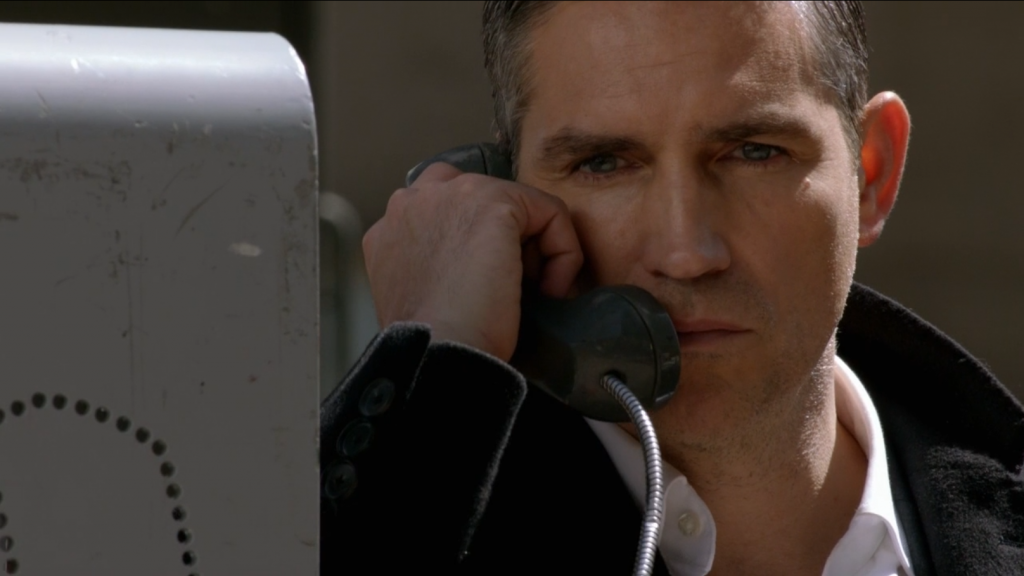 Person of Interest - Jim Caviezel as Reese