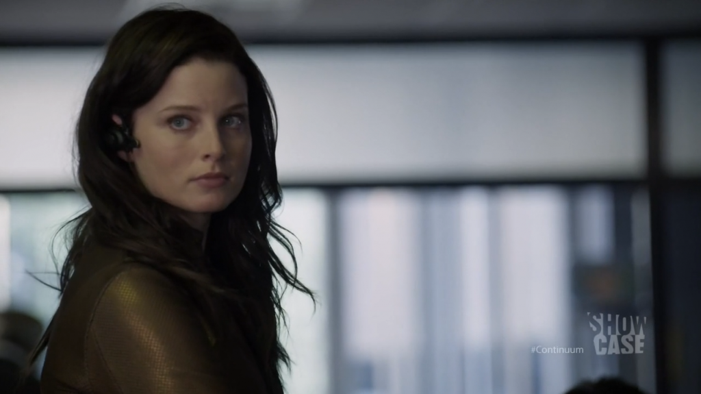 Continuum - Rachel Nichols