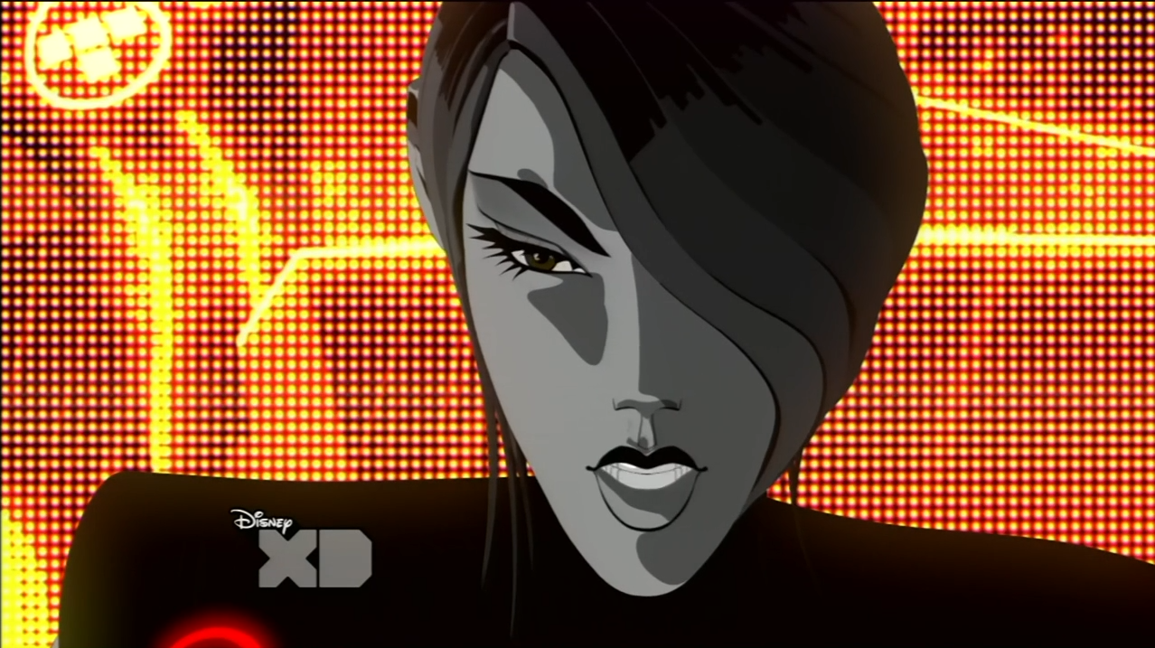 Tron Uprising - Paige