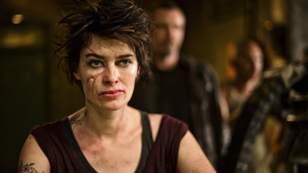 Lena Headey as Ma Ma in Dredd