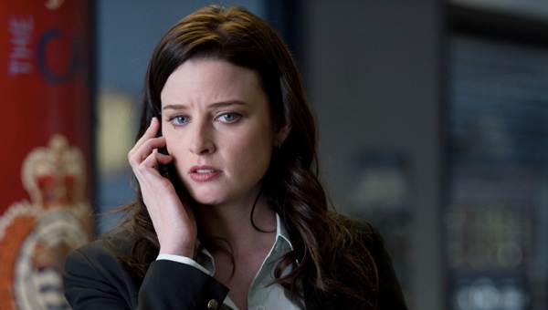 Continuum - Rachel Nichols as Kiera Cameron in The Politics of Time