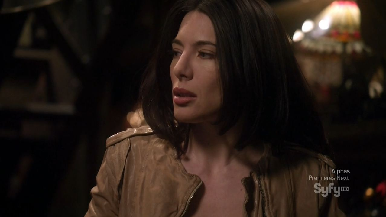 Jaime Murray as H.G. Wells - A New Hope - Warehouse 13 sci-series 2013