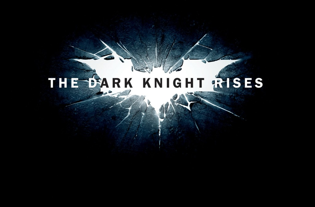 Logo of The Dark Knight Rises