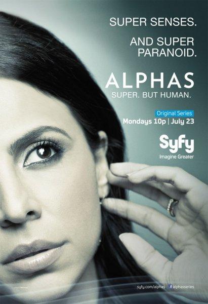 Azita Ghanizada as Rachel Pirzad - Alphas