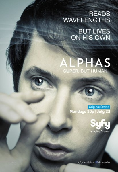 Ryan Cartwright as Gary Bell - Alphas