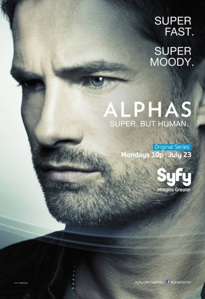 Warren Christie as Cameron Hicks - Alphas