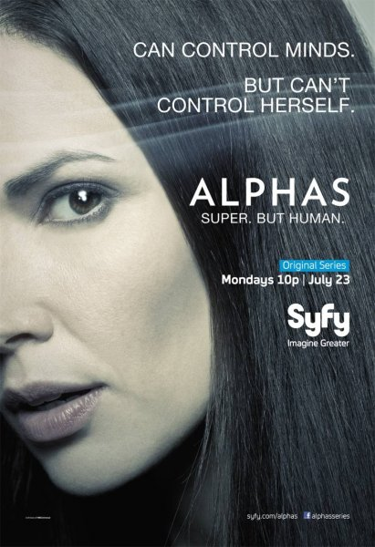 Laura Mennell as Nina Theroux - Alphas
