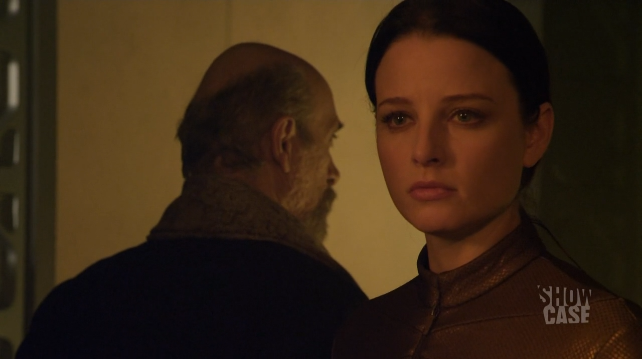 Kiera Cameron (Rachel Nichols) in 2077