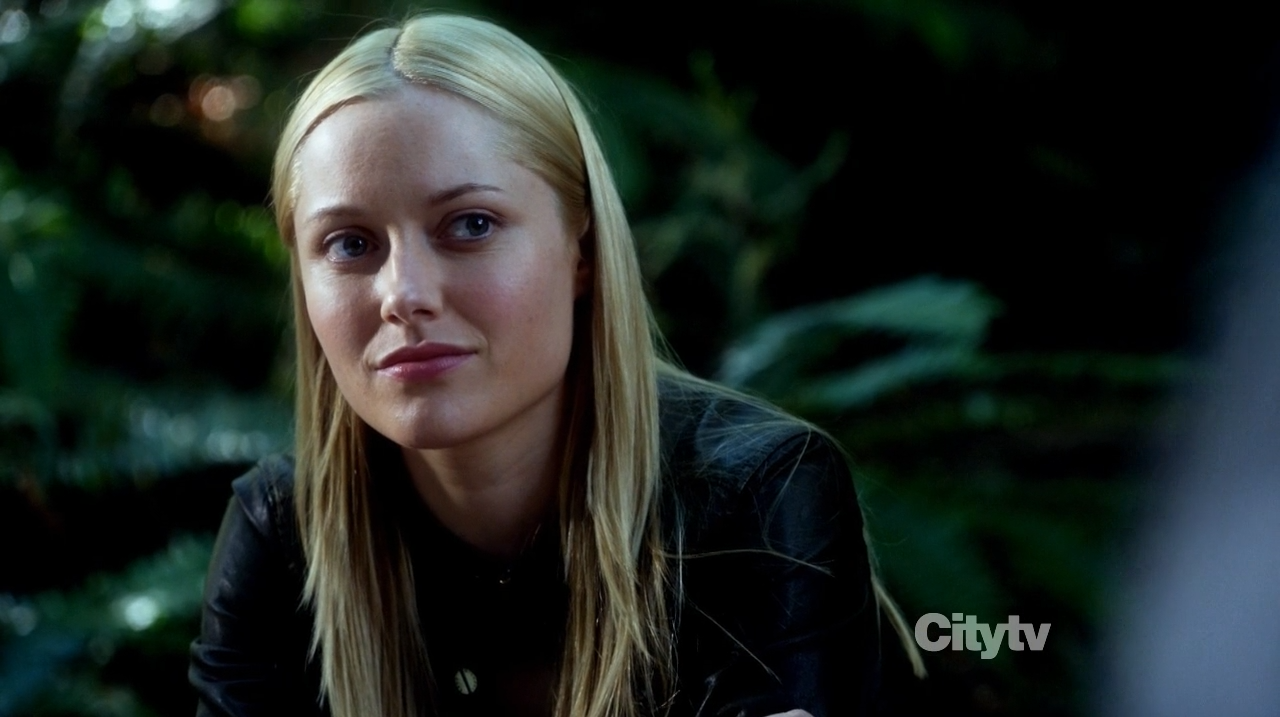 Georgina Haig as Etta - Fringe the Recordist review