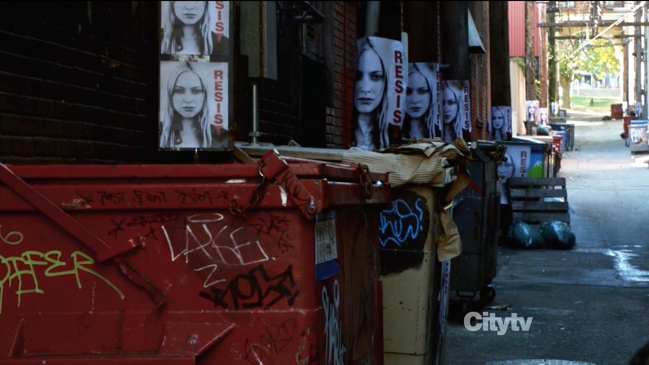 Etta posters - Fringe 'An Origin Story' Review