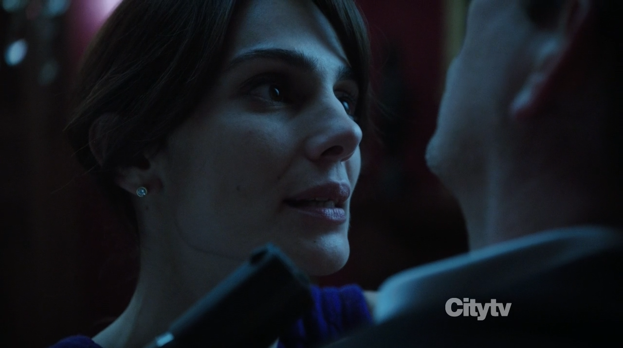 Annie Parisse as Kara Stanton - Person of Interest