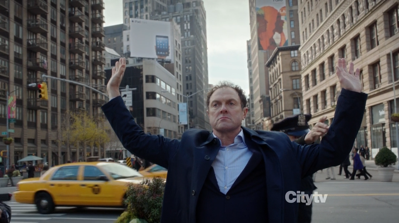 Boris McGiver as Hersh - Person of Interest