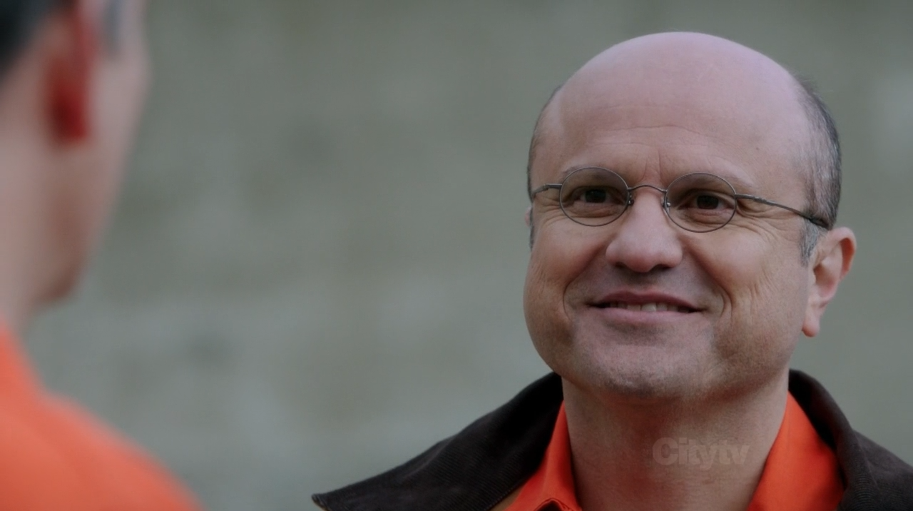 Enrico Colantoni as Carlos Elias - Person of Interest