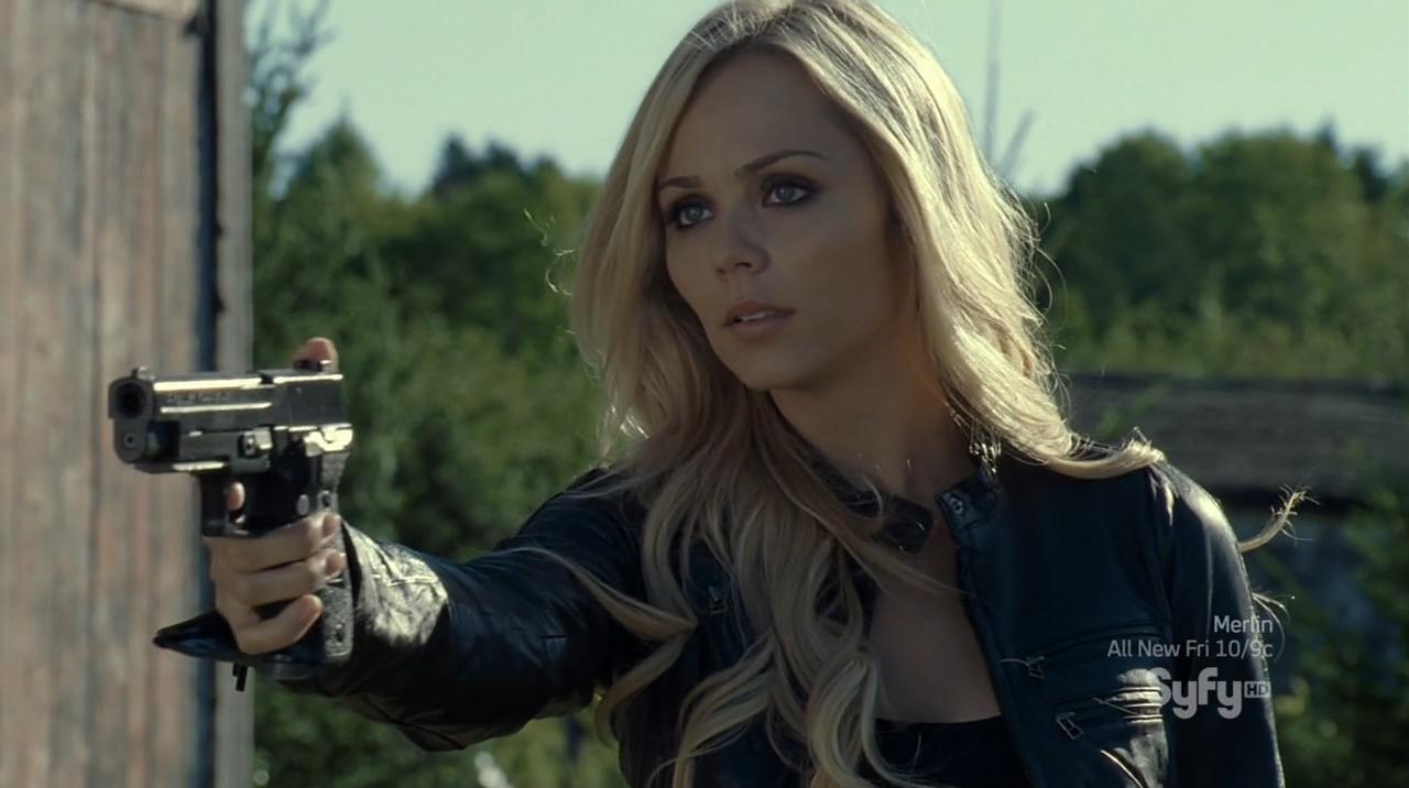 Haven - the bolt gun killer Haven season 3 finale