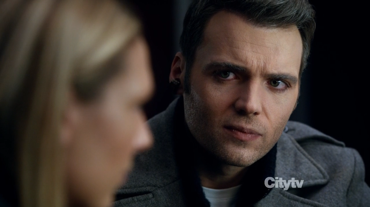 Seth Gabel as Lincoln Lee - Fringe