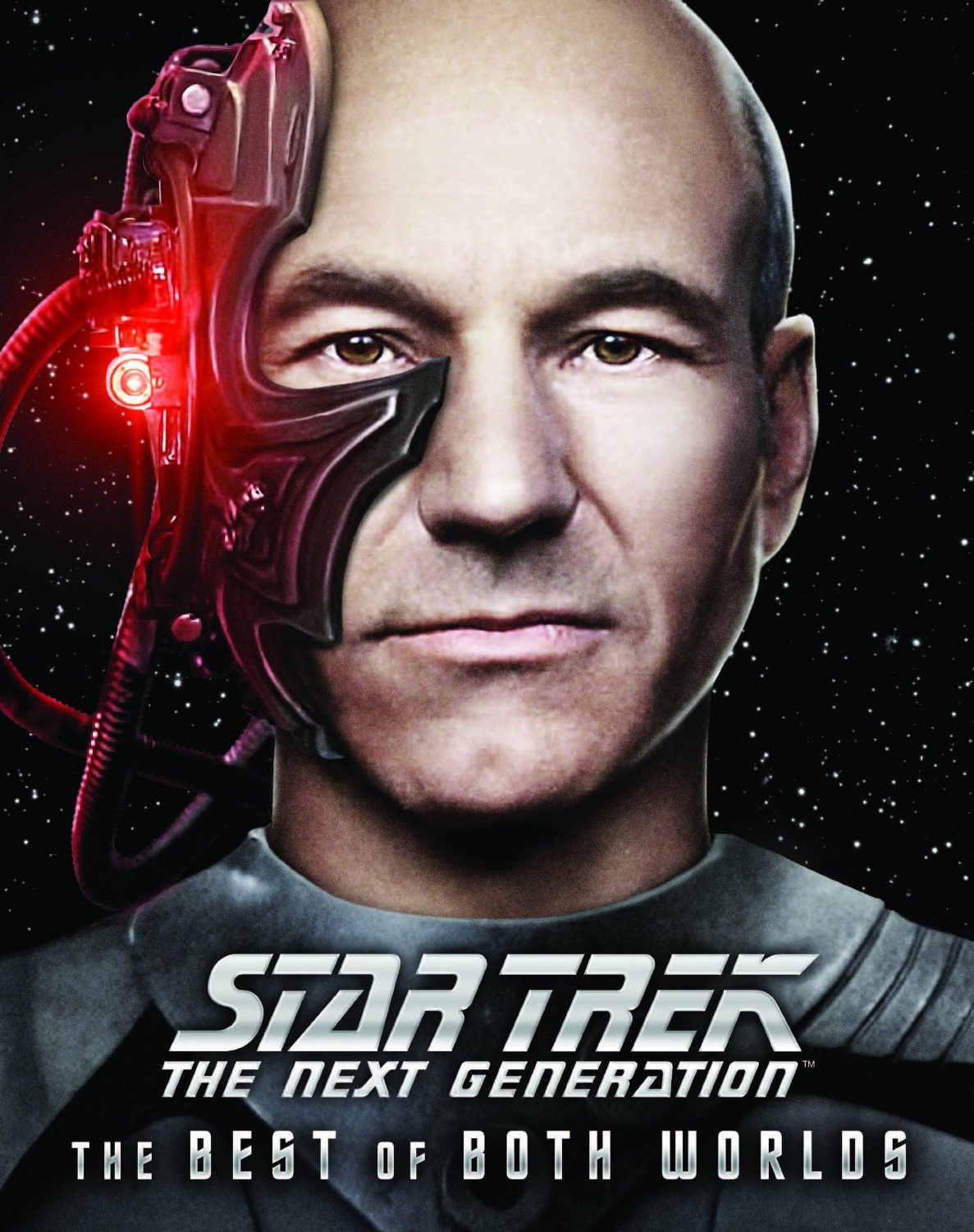 Star Trek The Next Generation The Best of Both Worlds bluray - Star Trek TNG