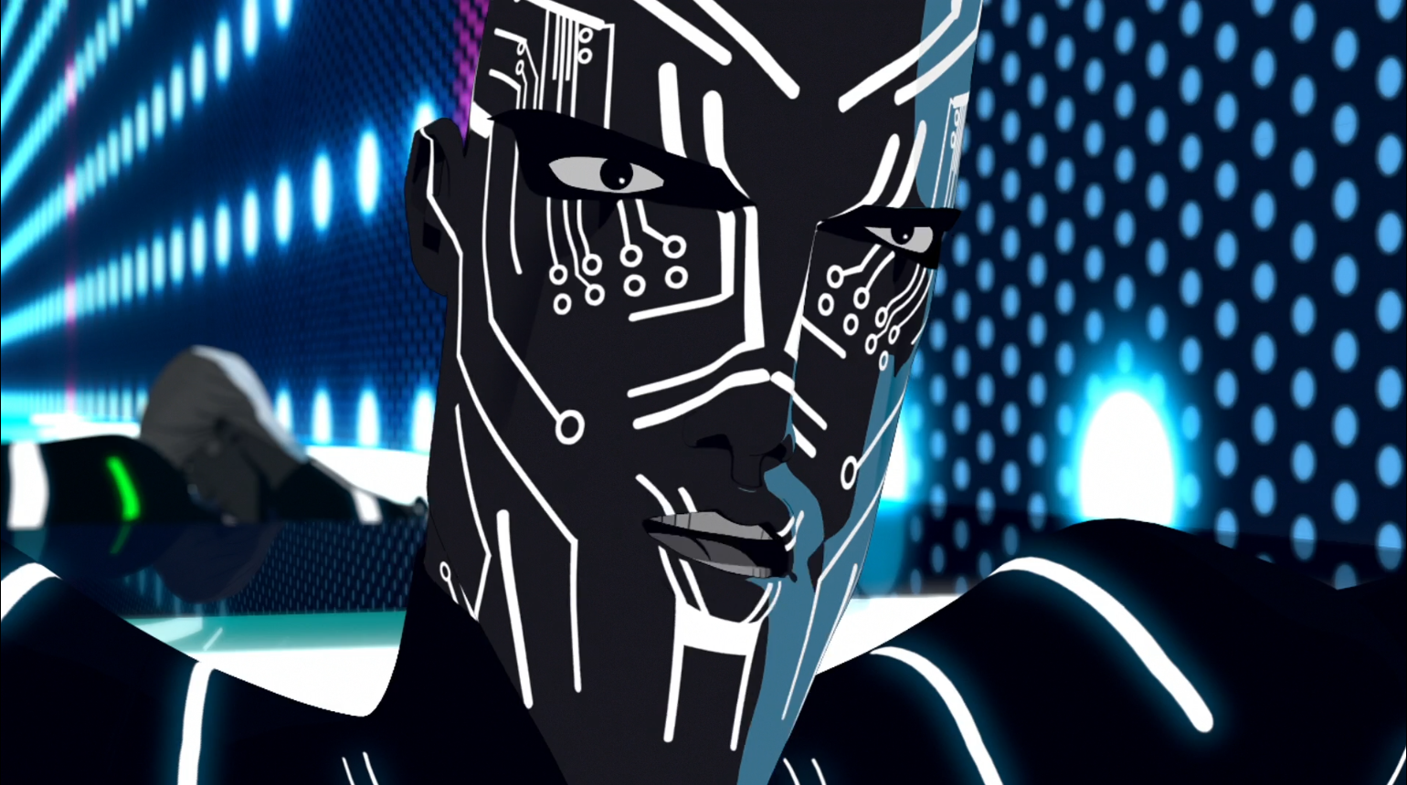 Tron Uprising - Cyrus - No Bounds
