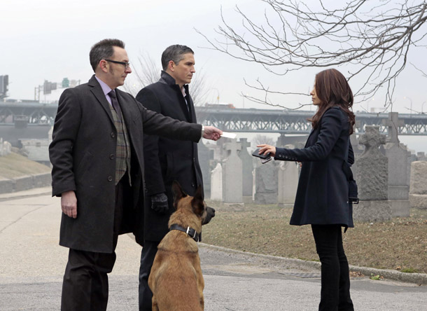 Person of Interest - Jim Caviezel, Michael Emerson and Sarah Shahi