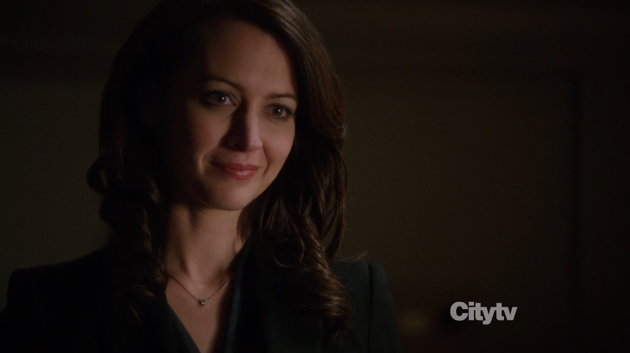 Amy Acker as Root - Person of Interest - Booked Solid