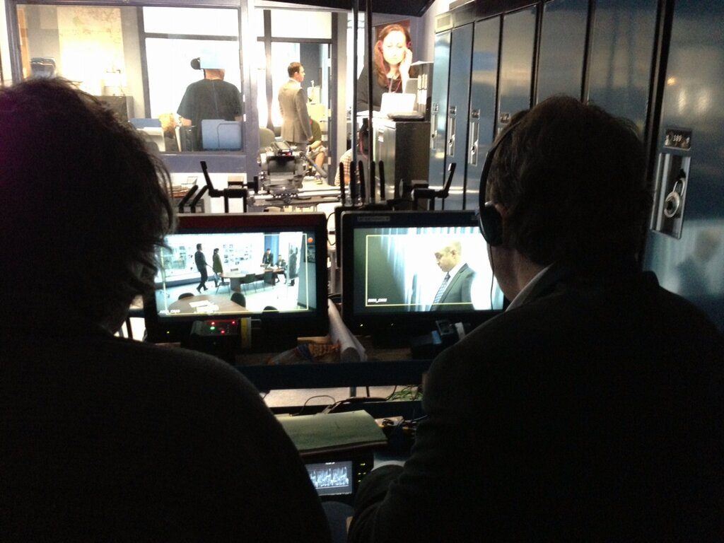 Continuum season 2 filming behind the scenes