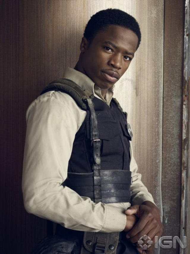 Dewshane Williams as Tommy LaSalle - Defiance
