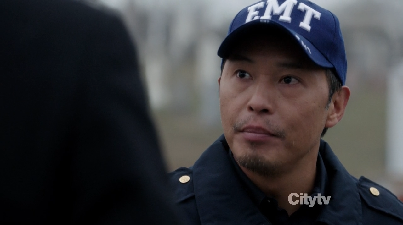 Ken Leung (Leon) - Person of Interest