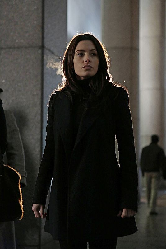 Sarah Shahi in Person of Interest - Relevance - Jonathan Nolan