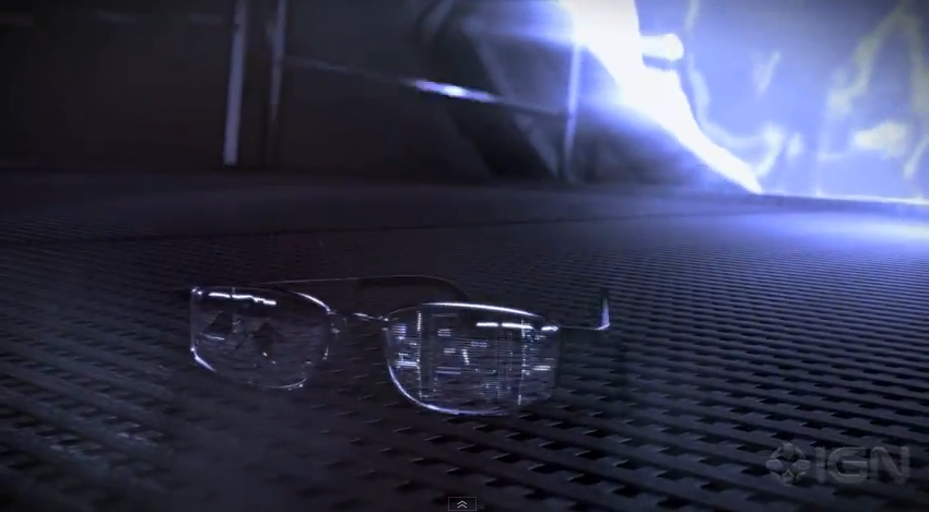 Stargate SG-1 Unleashed - CGI glasses